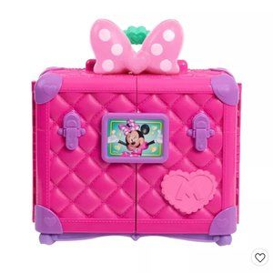 Minnie Mouse Sweet Reveals Glam & Glow Playset - NEW!